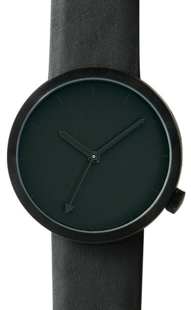 Akteo Horloge All Black 48 mm