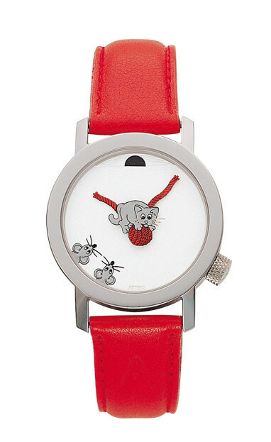 Akteo Horloge Cat