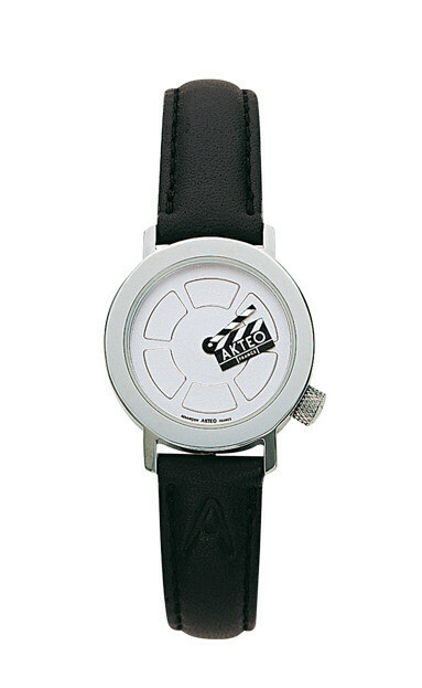 Akteo Horloge Cinema Clap Lady