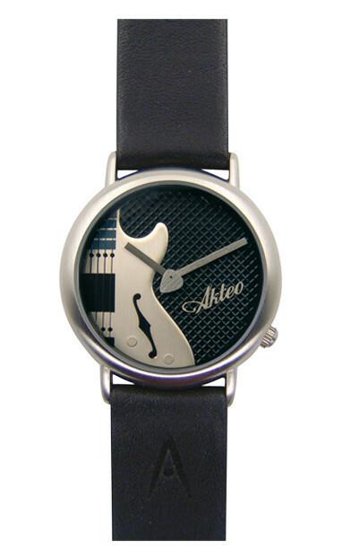 Akteo Horloge Gitaar elektrisch