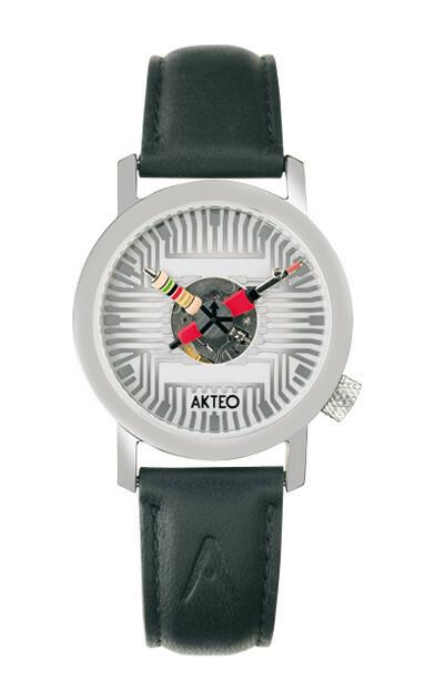 Akteo Horloge Electronica 01