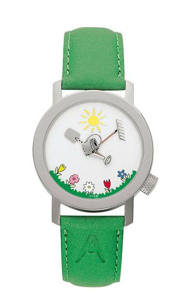Akteo Horloge Garden