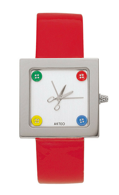 Akteo Horloge Hot Couture Kubik 1.1