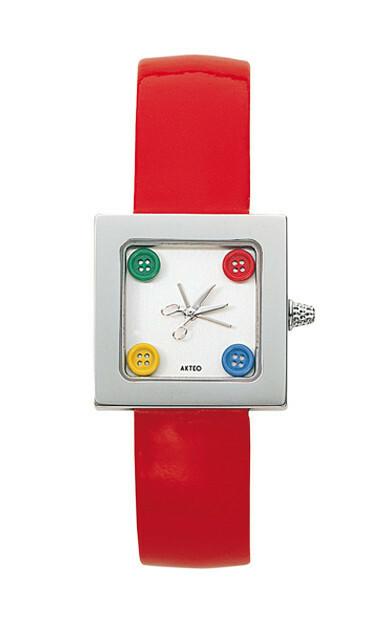 Akteo Horloge Hot Couture Kubik Lady 1.1