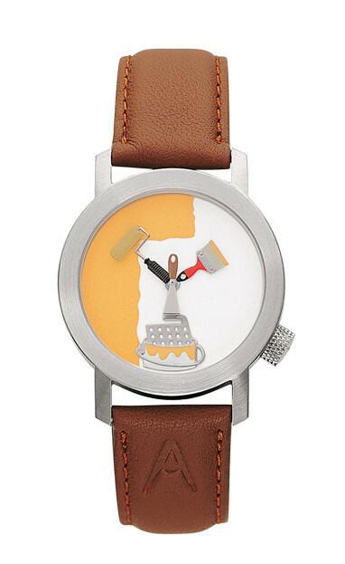 Akteo Horloge Schilder