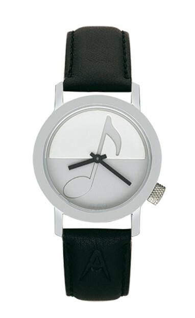 Akteo Horloge Muzieknoot