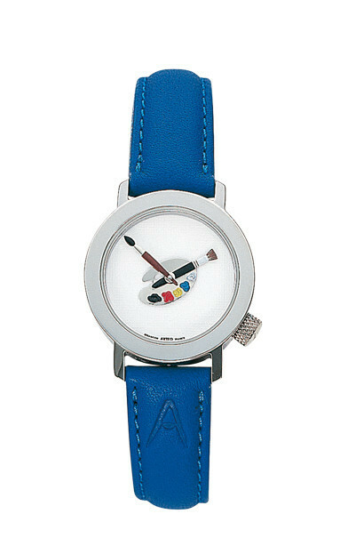 Akteo Horloge Paint 02 Lady