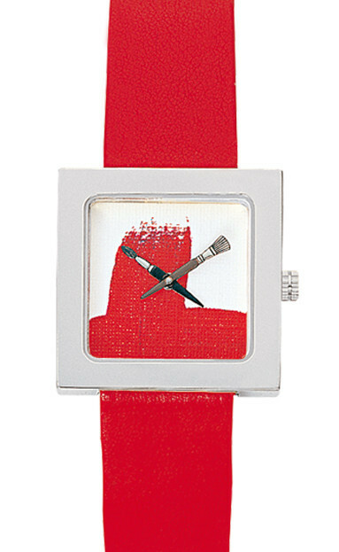 Akteo Watch Paint Kubik Red