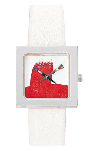 Akteo Watch Paint Kubik Red-2