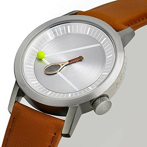 Akteo Horloge Tennis 02  42 mm