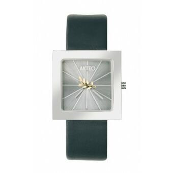 Akteo Horloge Acacia Kubik