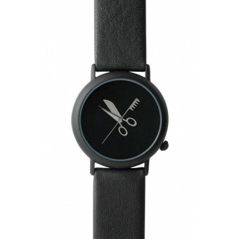 Akteo Horloge Kapper 01 Black