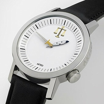 Akteo Horloge Justitie 42 mm